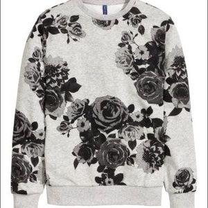 Divided Men's Floral Pullover